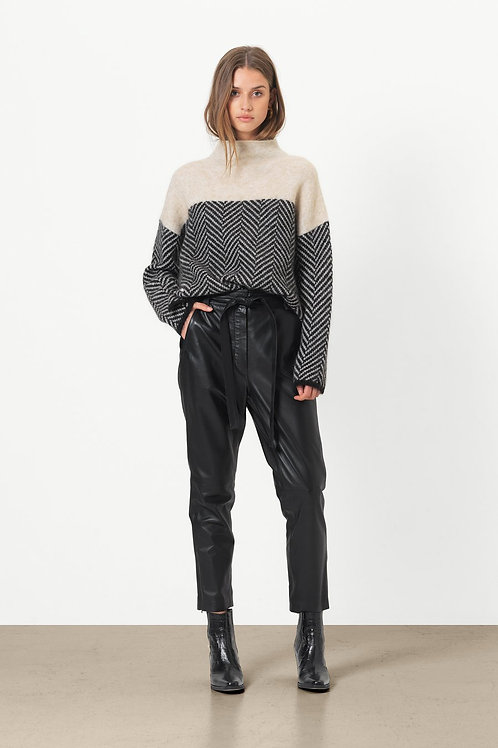 Second Female - Herin Knit T-Neck