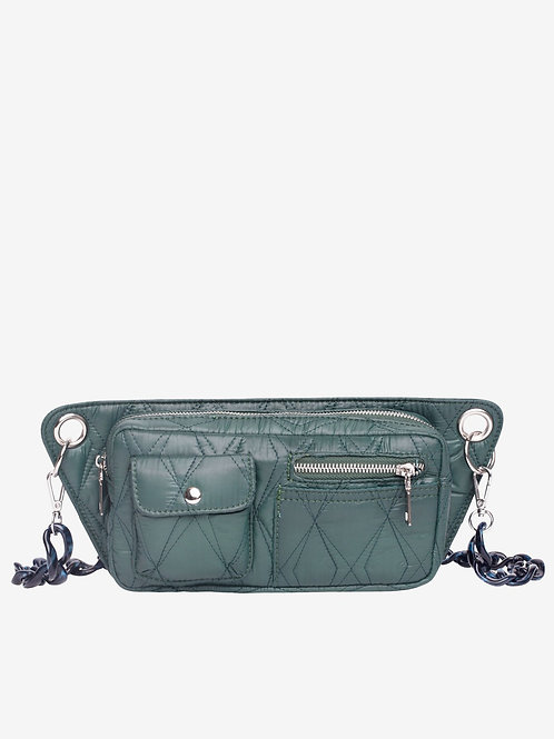 Hvisk - Brillay Quilted Trawl Sea Green