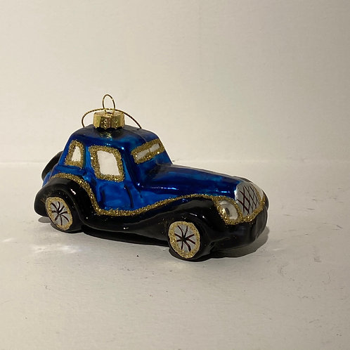 'Classic Car' Kerstbal