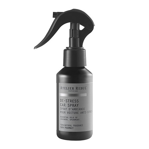 Atelier Rebul - De - Stress Car Spray 100 ml