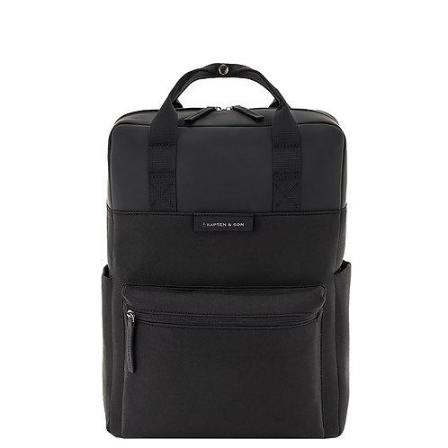 Kapten & Son - Bergen All Black Backpack