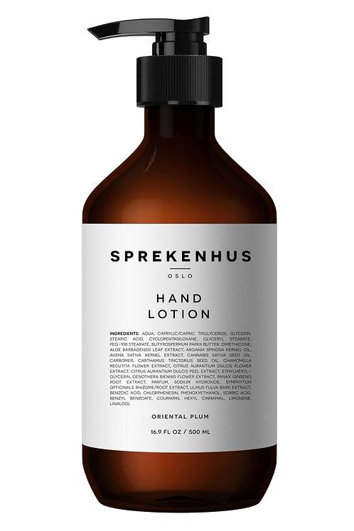 A. Sprekenhus - Hydrating Hand Lotion Large 500 ml