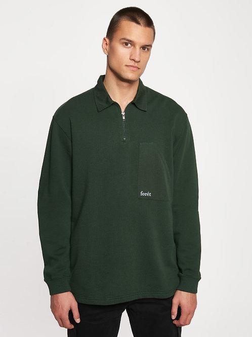 Forét - Cobra Half Zip Sweatshirt