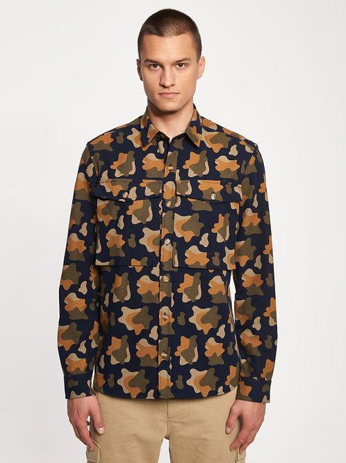Forét - Gone Shirt Camo