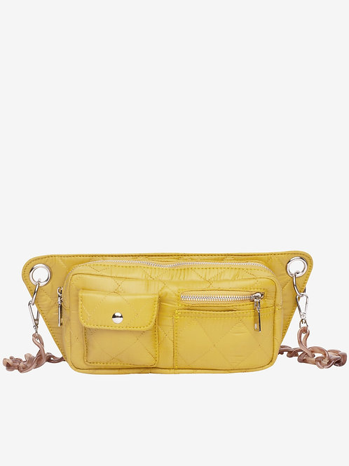 Hvisk - Brillay Quilted Trawl Yellow