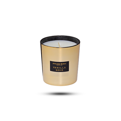 Atelier Rebul - Vanilla Noir Scented Candle