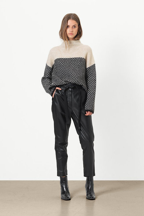 Second Female - Indie Leather Trouser