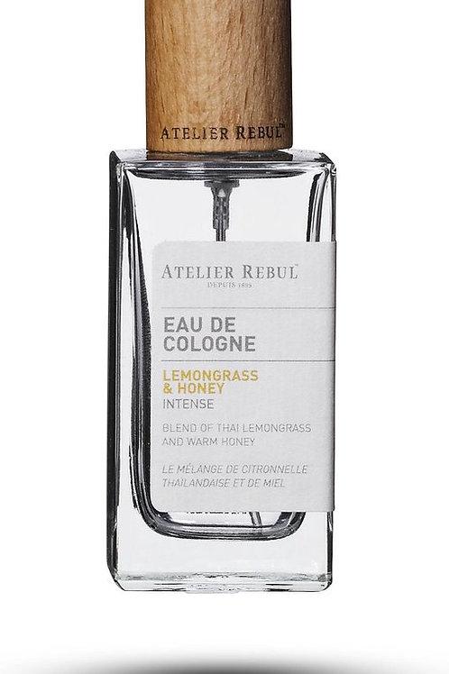 Atelier Rebul - Eau De Cologne Lemongrass & Honey Intense 50 ML