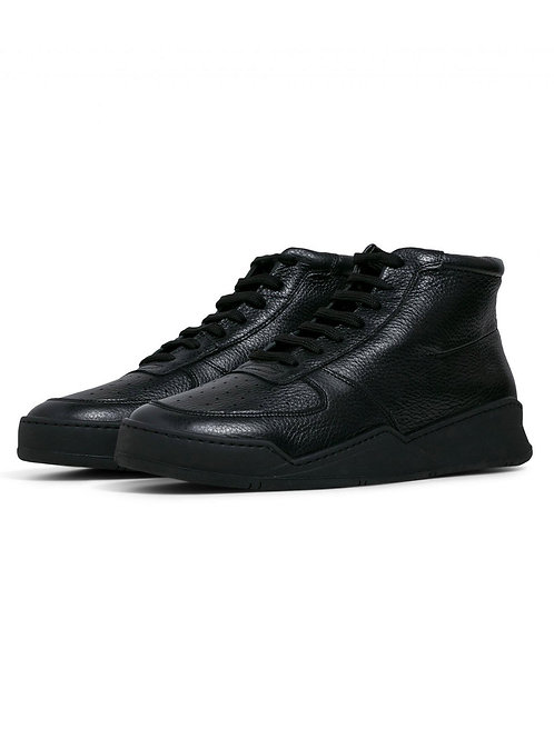 Garment Project - High Top Tumbled Leather