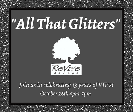 VIP All That Glitters Event Ticket