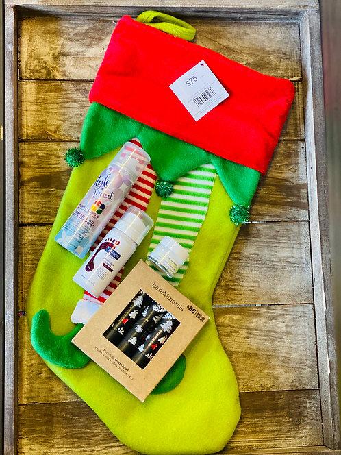 Stuffed Christmas Stocking 2020