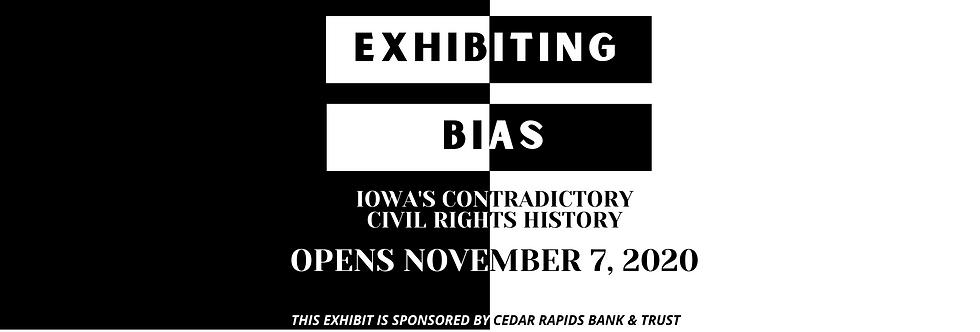 Exhibiting Bias II Web Banner.png