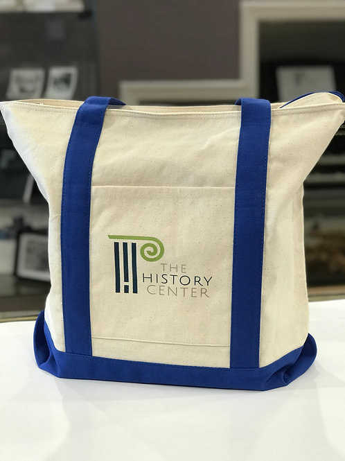 History Center Tote Bag