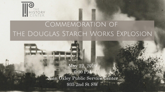 Douglas Starch Works 100th Anniversary