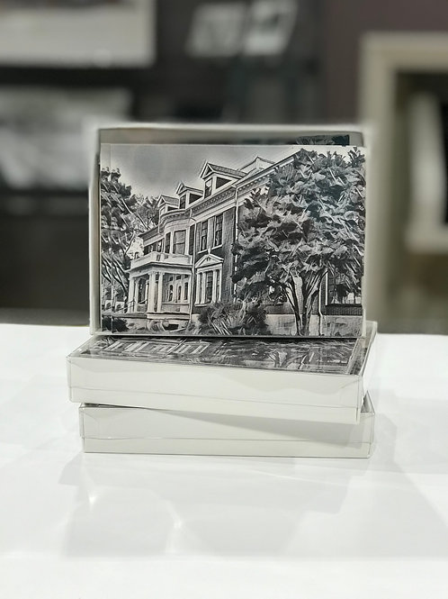 Douglas Mansion Notecards