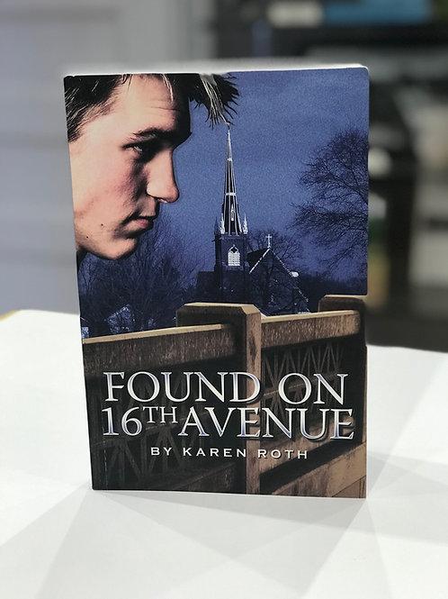 Found on 16th Avenue