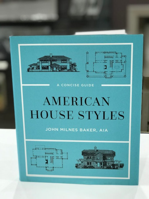 A Concise Guide: American House Styles