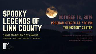 Spooky Legends of Linn County