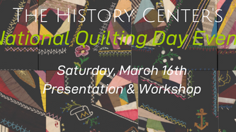 National Quilting Day Event