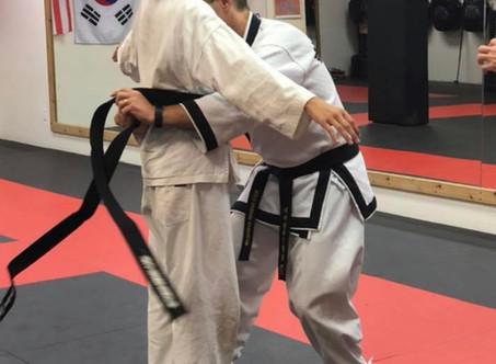 Black Belts Persevere