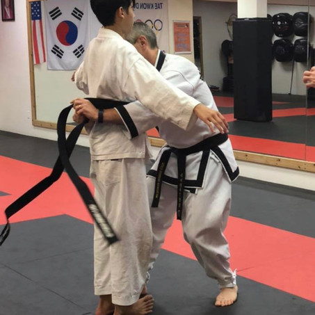Black Belts Persevere