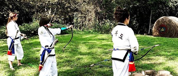 Ladies Archery
