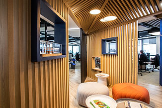 les nouveaux bureaux Maersk