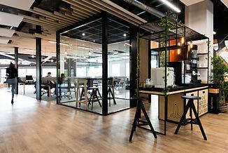 les nouveaux bureaux EVS