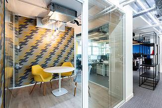 les nouveaux bureaux Matilan