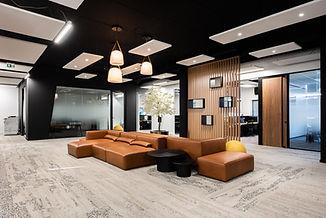 les nouveaux bureaux Visiodent