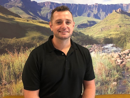 Physio, Matthew Wills, has a passion for seeing people make a full recovery from a serious injury.