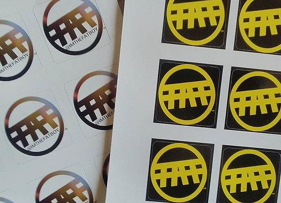 2x2 Logo Stickers (2)
