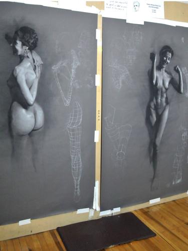 Estudios 2 y 3