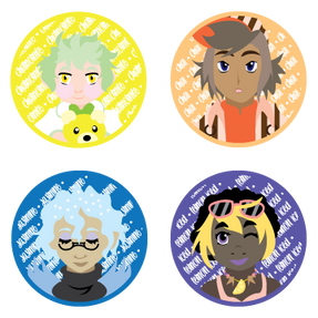Tea Characters