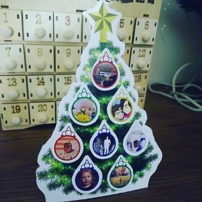 Interactive Christmas Newsletter