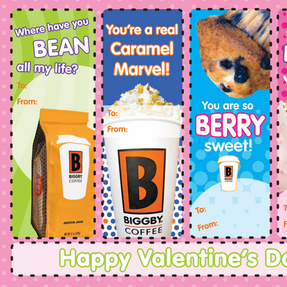 BIGGBY Valentines