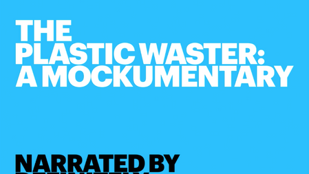 The Plastic Waster | BRITA x SHORTLIST