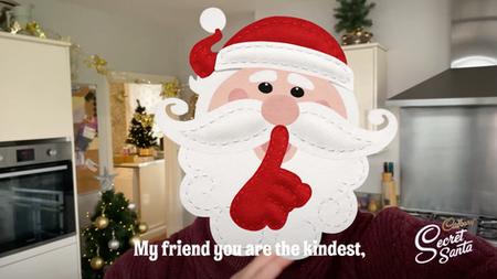 Secret Santa Social | CADBURY