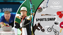 Sports Swap   OLYMPIC CHANNEL