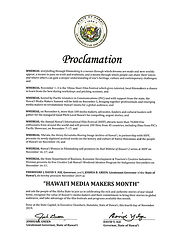 Proclamation_Hawaii_Media_Makers_Month_D