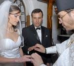 Свадьба Марио Эскобосы и Елены Страмбитска