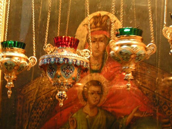Празднование воссоединения Русской Православной Церкви