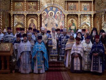 Резолюция Осеннего Пастырского Совещания Духовенства Западно-Американской Епархии