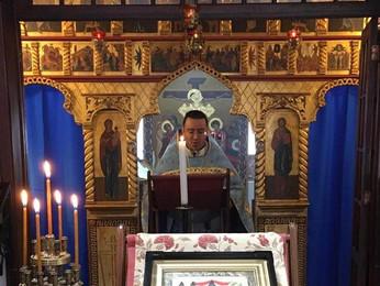 11 лет со дня основания Свято-Троицкого монастыря в г.Мехико