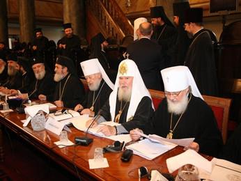 Встреча православных иерархов в Стамбуле