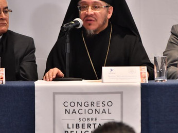 Участие Русской православной церкви в Национальном конгрессе по свободе вероисповедания