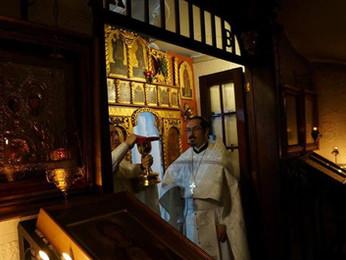 Рождество Христово в Свято-Троицком монастыре