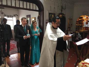 Дипломатическая свадьба: Александр и Юлия Зуевы