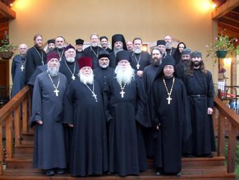 Пасторальная Епархиальная Конференция в Монастыре на острове Вашон, Вашингтон
