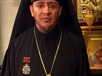 Настоятель Свято-Троицкого монастыря был награжден Орденом Святого Иоанна Шанхайского и Сан-Францисс